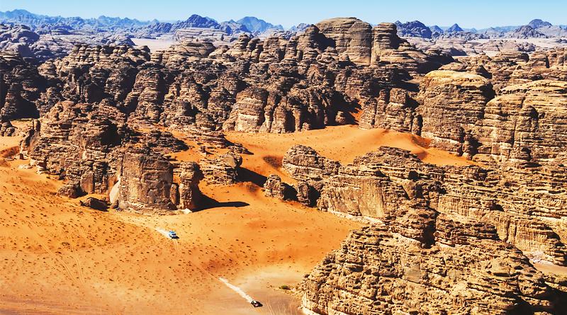 El Rally Dakar 2021 arranca el 03 de enero: «Arabia Inédita»