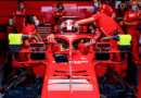 Ferrari calentó motores en Mugello