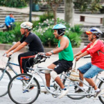 Municipio implementa ´Ciclovía Emergente´ para miles de ciclistas