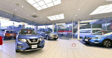 Innovador showroom virtual presenta Nissan en Ecuador