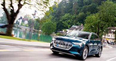 Audi e-tron es líder mundial del mercado en su segmento