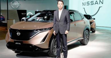 Nissan Ariya eléctrico hace su debut en el mercado mundial