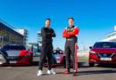 Eden Hazard experimenta el poder de los vehículos eléctricos