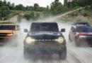 Retorna la familia Ford Bronco tras 24 años de ausencia