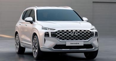 Hyundai Motor presenta su rediseñado SUV Santa Fe