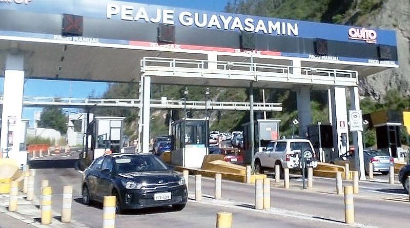 Pago en Peaje Guayasamín será digital. Se suspende el pago manual