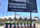 Operativos en Ciclovías de Quito para seguridad de los usuarios