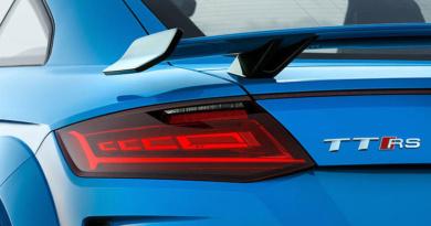 Audi trae la próxima generación de luces con tecnología OLED digital