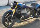 Sorprendente diseño de la motocicleta BMW R 18 Dragster
