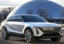 El Lyric Concept es el primer SUV eléctrico de Cadillac