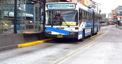 El Transporte Municipal opera con nuevo horario en Quito