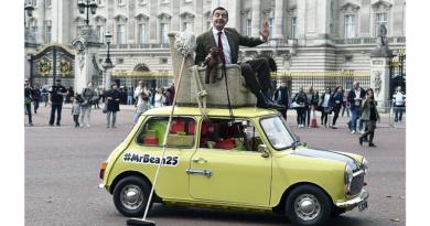 El Mini clásico de Mr. Bean a 30 años del estreno de la serie