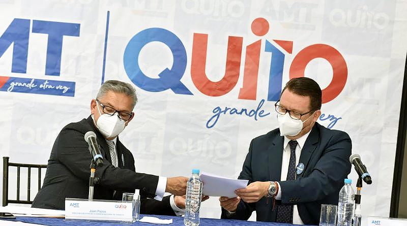 Matriculación vehicular se reanuda de forma digital en Quito