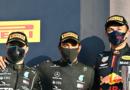 F1: Accidentado GP de Toscana deja a Hamilton con 90 victorias