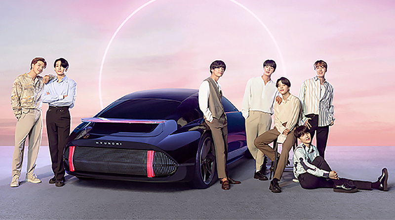 IONIQ y BTS lanzan canción para autos eléctricos   AUTO Magazine