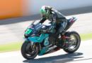 Franco Morbidelli con Yamaha por fin logra su primera 'pole'