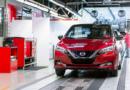 Nissan celebra la producción del LEAF número 500.000