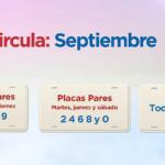 Nuevas medidas para circular en el Distrito Metropolitano de Quito