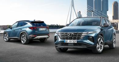 Lanzamiento oficial del totalmente nuevo Hyundai Tucson 2021