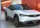 El totalmente nuevo Mazda MX-30, completamente eléctrico