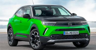 Nuevo Opel Mokka-e: pequeño eléctrico, robusto y divertido