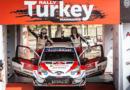 WRC: Evans gana un loco Rally de Turquía y recupera el liderato