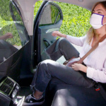 Los viajes en categoría taxi de las apps aumentaron por el Covid-19