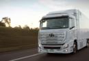 Hyundai lanzará el camión de celda de combustible XCIENT