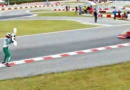 Agresiones en la final del Mundial de Karting: Corberi vs Ippolito