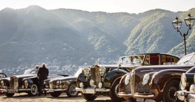 Autos históricos y más, en el Concorso d'Eleganza Villa d'Este