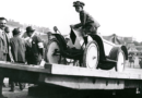 Ferry Porsche recibió su primera licencia de conducir a los 16 años