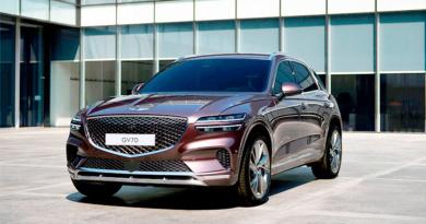 Avances del nuevo Genesis GV70, de la filial de lujo de Hyundai
