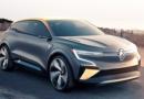Mégane eVision, el futuro del auto eléctrico de Renault