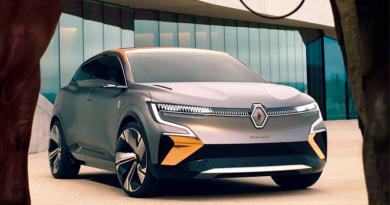 Renault apuesta por la movilidad sostenible con el Mégane eVision