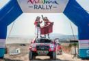 Rally Andalucía 2020: Benavides y Al Attiyah son los ganadores