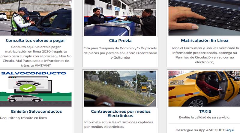 Turnos en línea se reanudan el miércoles 4 de noviembre en Quito