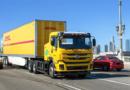 DHL prueba camiones eléctricos BYD para recorridos cortos
