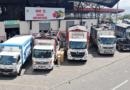 Elige el camión de trabajo adecuado para transportar alimentos