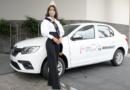 Renault entregó un Logan Zen a Leyla Espinoza, Miss Ecuador 2020