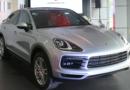 El nuevo Porsche Cayenne Coupé, más deportivo, llega a Ecuador