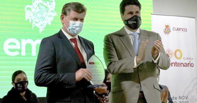 Municipio de Cuenca reconoce a Continental Tire Andina