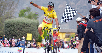 Ser campéon de la Vuelta al Ecuador, escalón a grandes lides