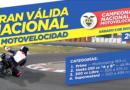 Gran Válida Nacional de Motovelocidad este fin de semana