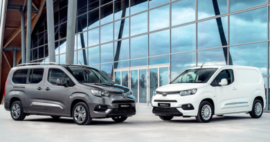 Toyota Proace City Electric, Verso y Van, furgonetas 100% eléctricas