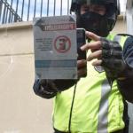Mal estacionados serán informados de sanción mediante una APP