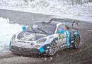 Esteban Ocon estará en un Alpine A110S en Rally de Montecarlo