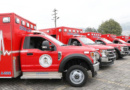 Bomberos Quito recibe 15 ambulancias para emergencias