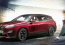 Nuevo BMW iX con Digital Key Plus, de banda ultra ancha