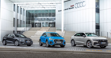 Audi supera objetivos de emisiones de CO2 en Europa en 2020