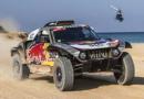 Peterhansel y Benavides ganan la novena etapa del Rally Dakar